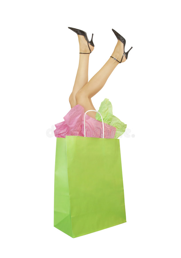 Download Shopping mania concept stock image. Image of green, happy - 6253605