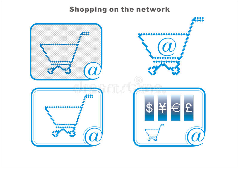 Shopping on the network