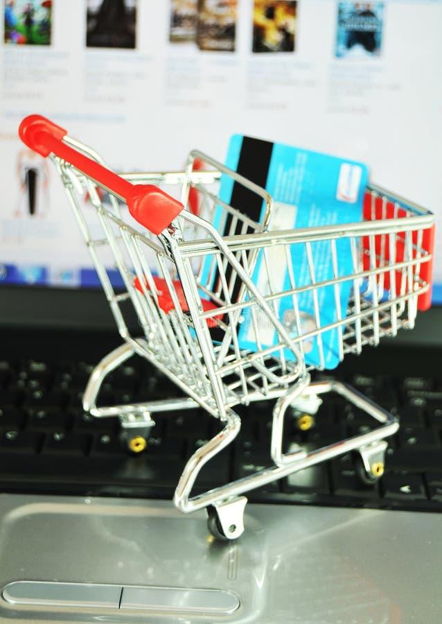 Download Shopping online stock photo. Image of buying, laptop - 15076006