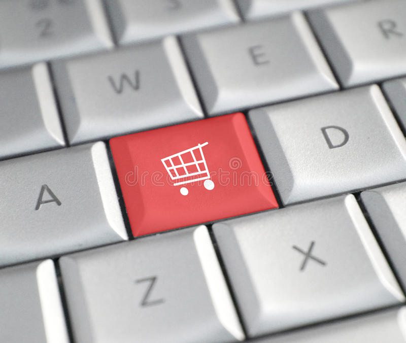 Download Shopping online stock image. Image of communication, commercial - 17305237