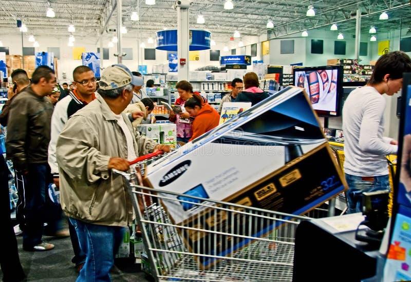Shopping Season Editorial Photography