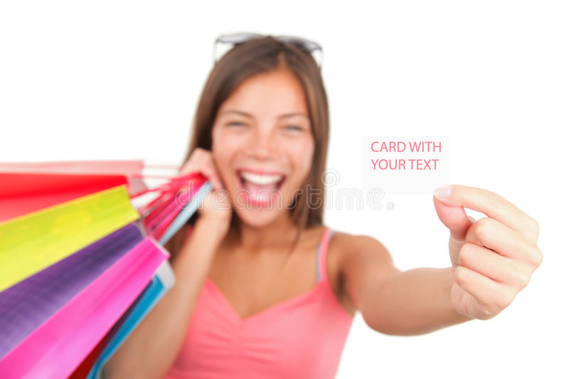 Download Shopping sign stock image. Image of credit, commercial - 12360761