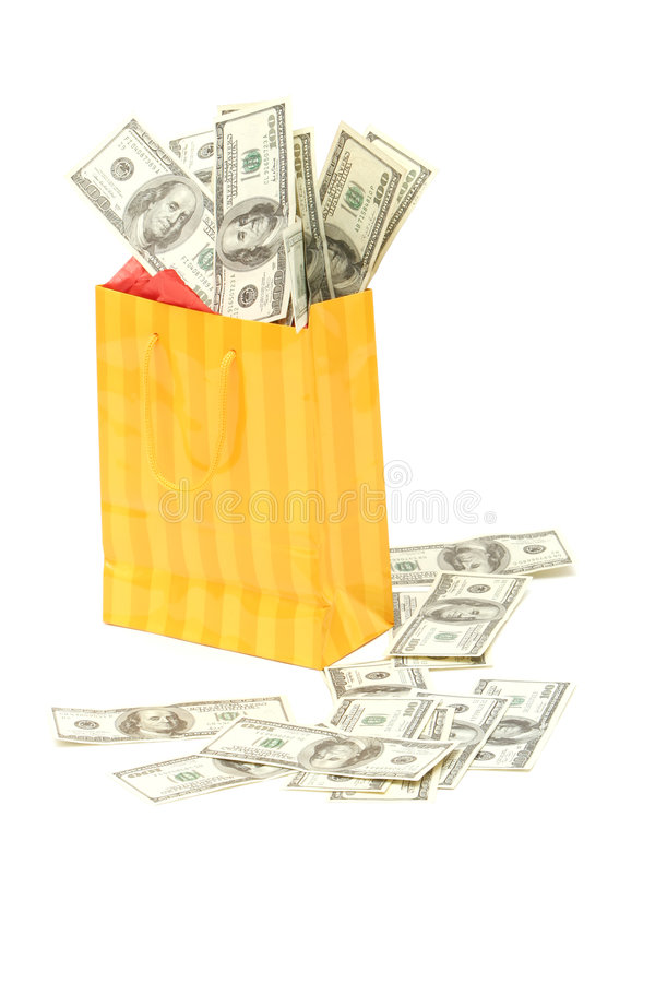 Download Shopping spree stock image. Image of spree, gift, buying - 2112651