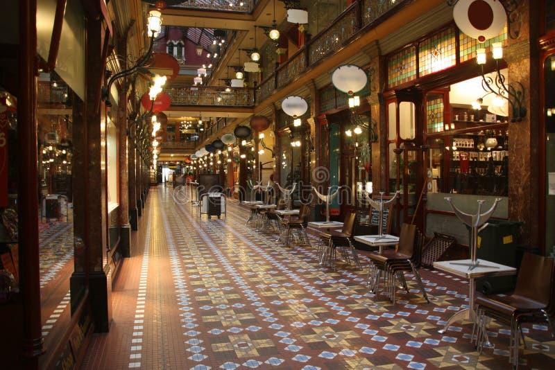 shopping sydney royaltyfri bild