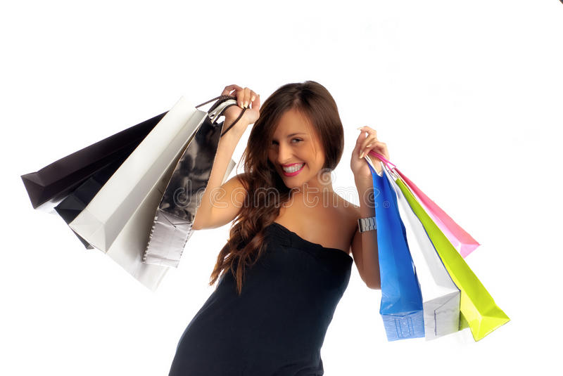 Download Shopping time stock photo. Image of modern, lovely, consumerism - 11559480