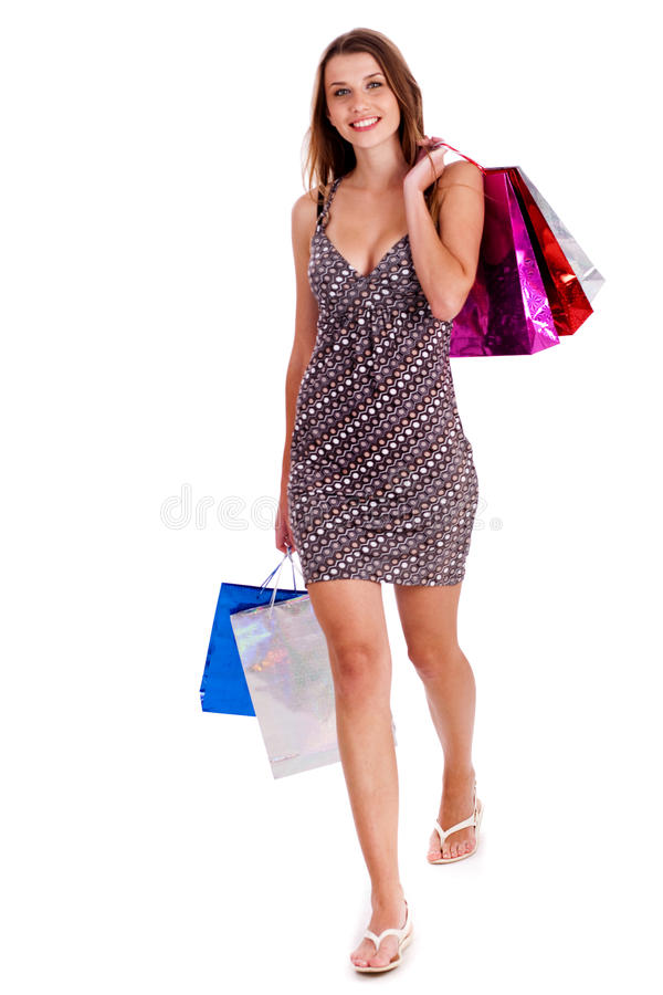 Free Shopping Time Stock Images - 15752154