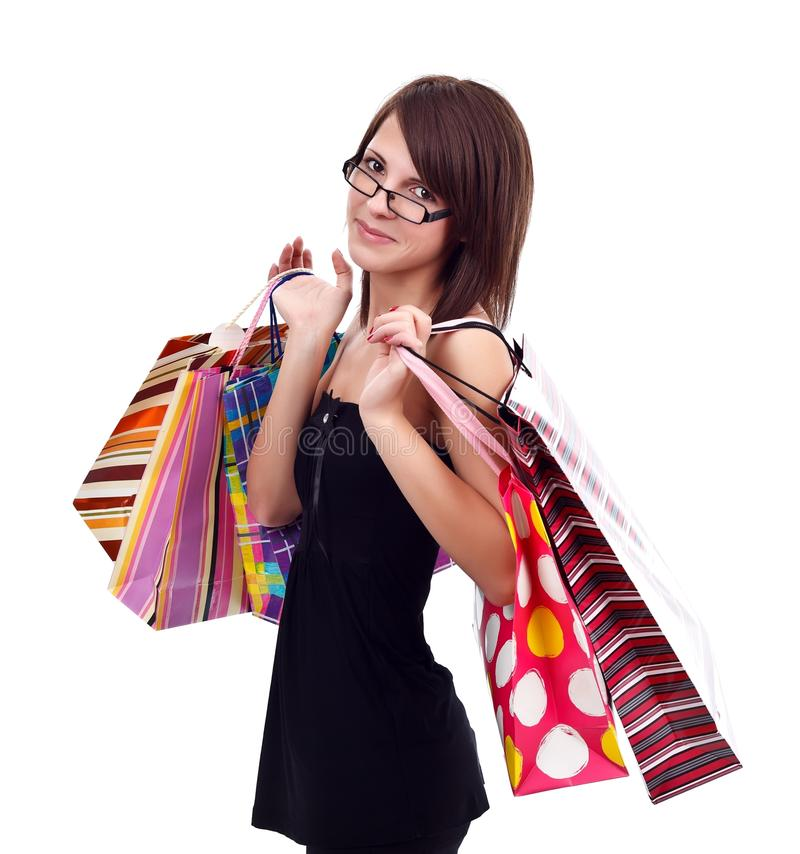 Download Shopping time stock photo. Image of portrait, market - 23013104