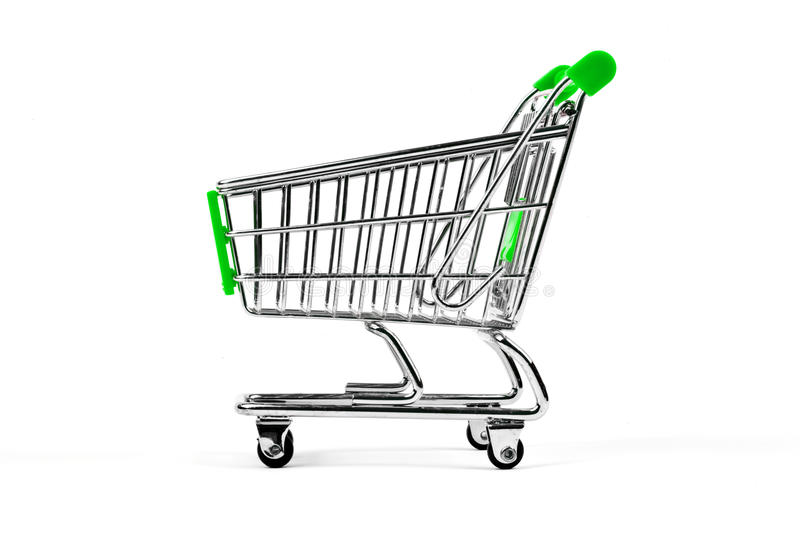 Download Shopping Trolley stock photo. Image of shopping, basket - 28867146