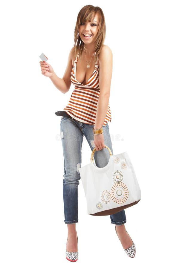 Free Shopping Woman Stock Photo - 2480180