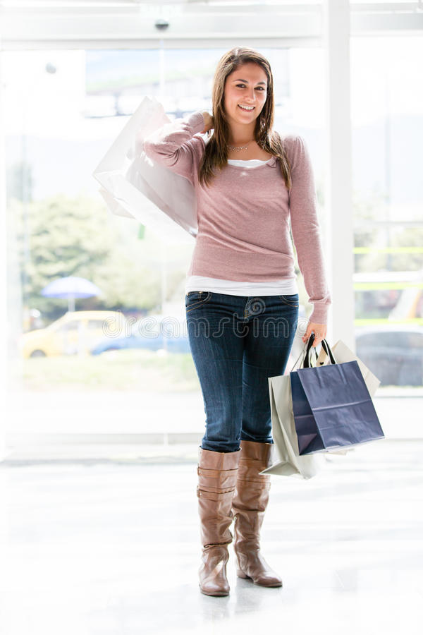 Download Shopping woman stock photo. Image of shopper, person - 28771690