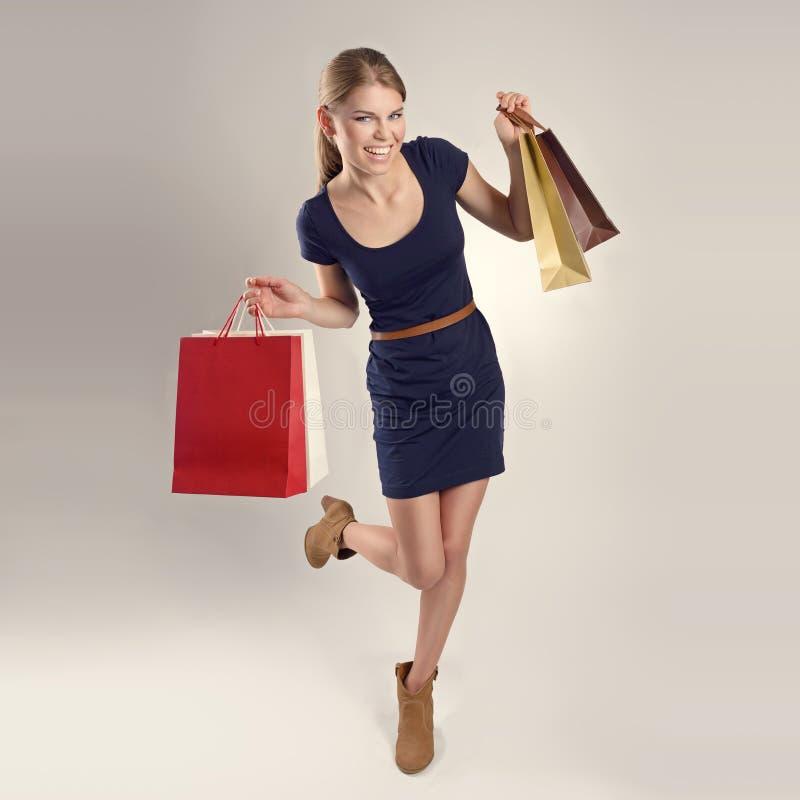 Download Shopping woman stock photo. Image of sale, shopaholic - 33618384