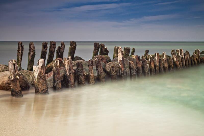 Download On shore stock photo. Image of baltic, romantic, landscape - 23177276