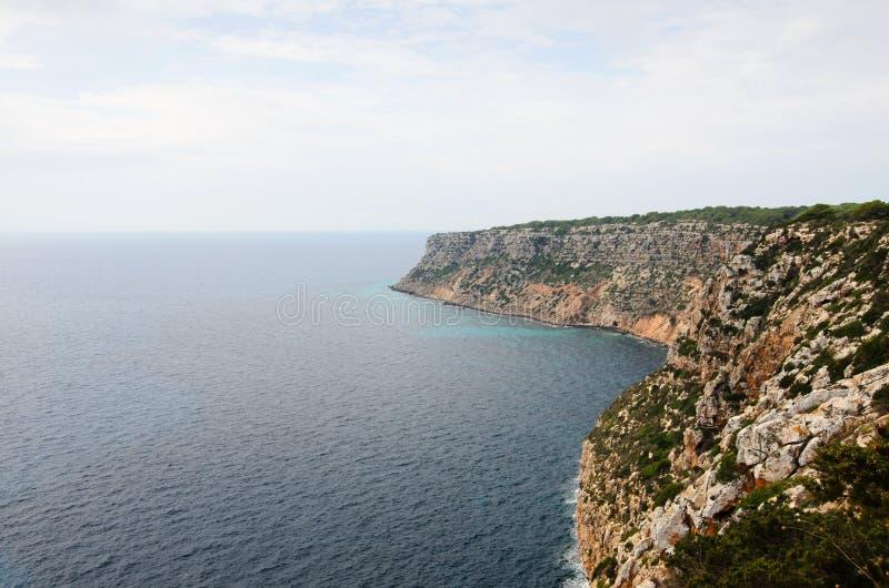 Formentera island, Spain stock photography