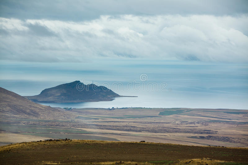 Download Shore of Lake Van stock photo. Image of locations, east - 34136496