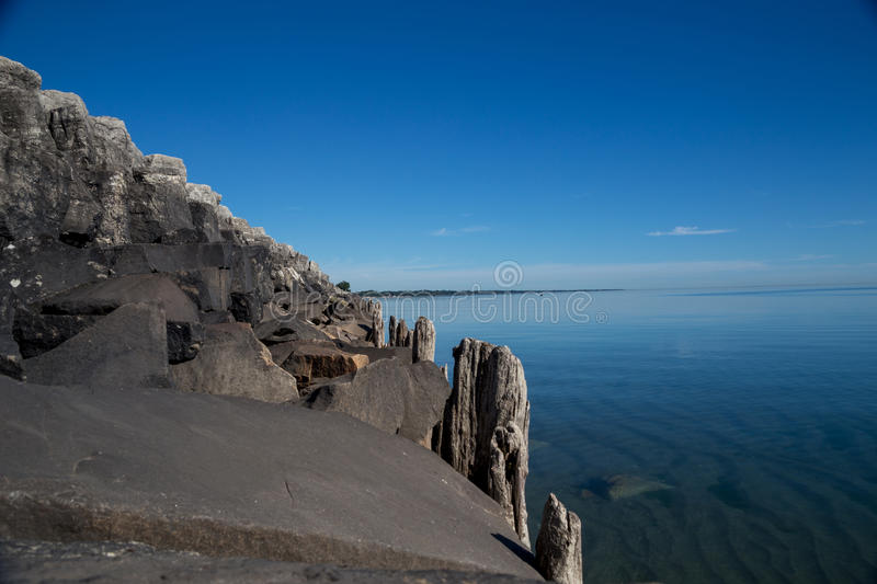 The Shore royalty free stock images
