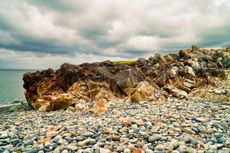 Shore, Sea, Rock, Coast royalty free stock photo
