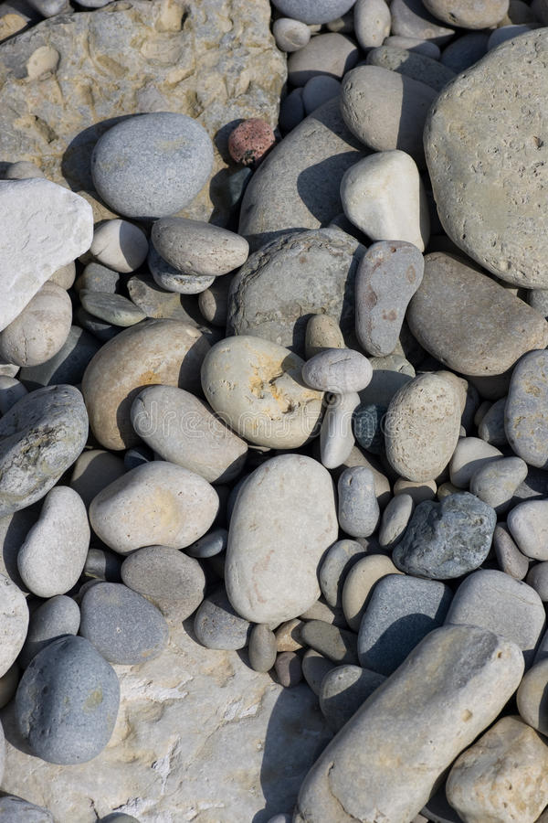 Download Shore Stone stock image. Image of rocks, gray, shadows - 14499431