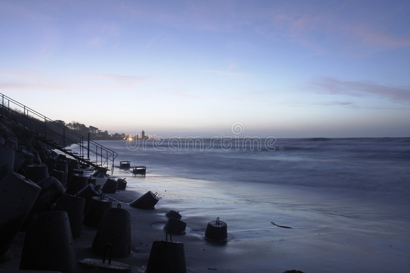 shoreline royaltyfri foto