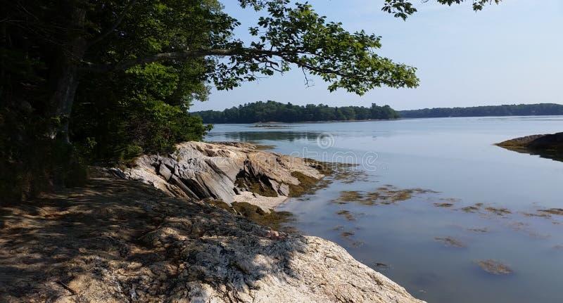 shoreline royaltyfri bild