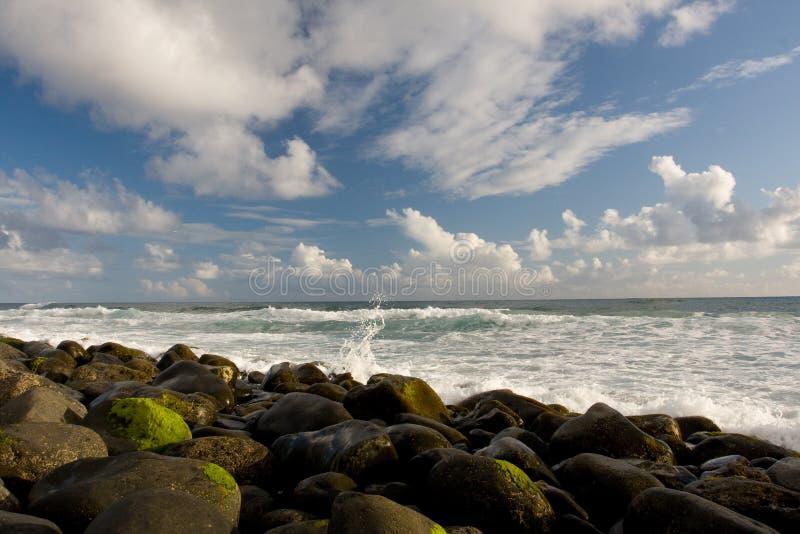 Download Shoreline stock photo. Image of crashing, stormy, coastline - 9678354