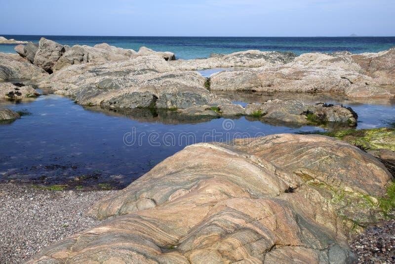 Download Shoreline, Iona stock image. Image of sound, nature, rock - 27914535