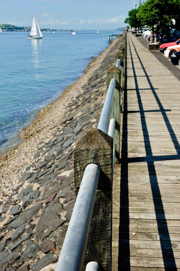 Download Shoreline walk stock photo. Image of structures, walk - 19026104