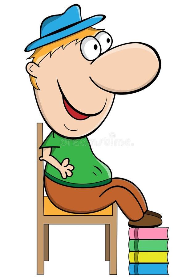 Download Short Man Cartoon Character Stock Vector - Image: 9870347