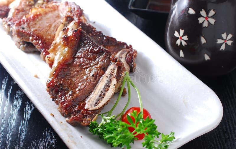 Short rib beef