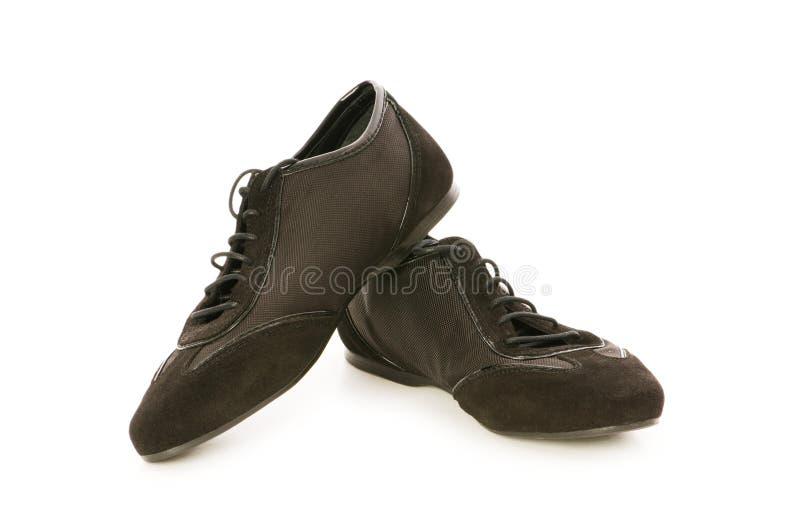 Short Shoe Isolated Stock Photography