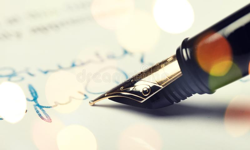Shorthand stock images