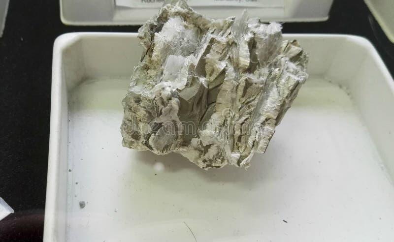 Shortita con la roca del louglinita fotos de archivo