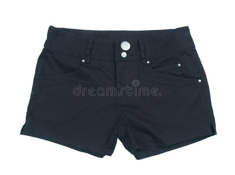 Download Shorts stock photo. Image of clothing, black, short, panties - 5692432