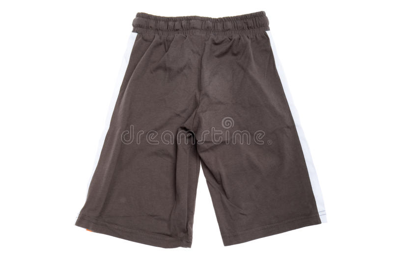 Shorts for child on white