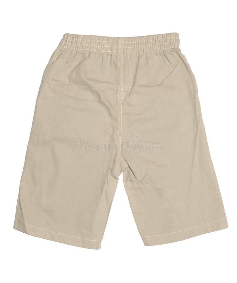 Shorts Do Menino Imagem de Stock Royalty Free