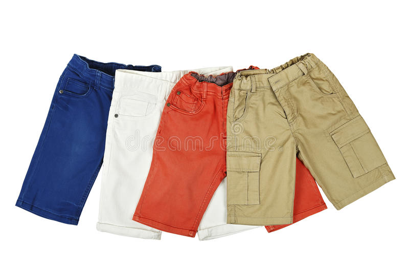 Shorts royalty free stock photo