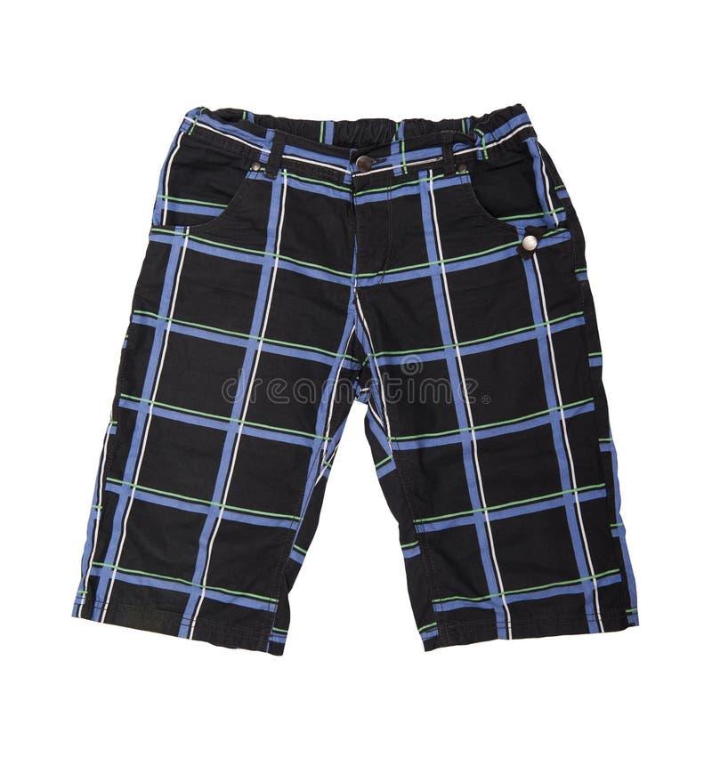Free Shorts Isolated On The White Stock Photos - 147834233
