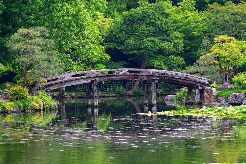 Shosei-Garten, Kyoto, Japan lizenzfreie stockfotografie