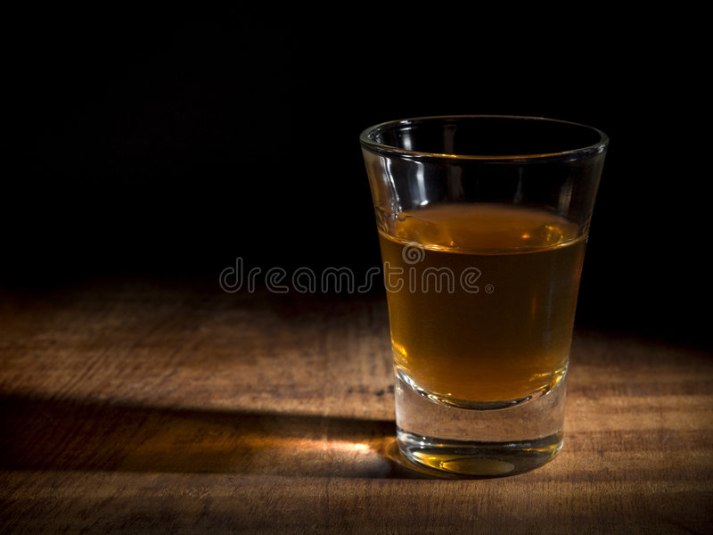 Shot in the dark royalty free stock images