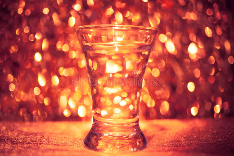 Download Shot glass of vodka stock image. Image of glitter, drink - 34689447