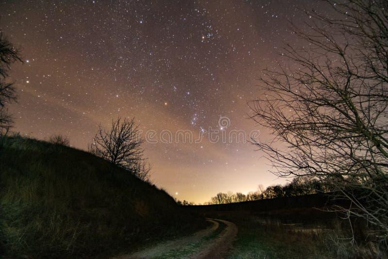 23+ Stars Road