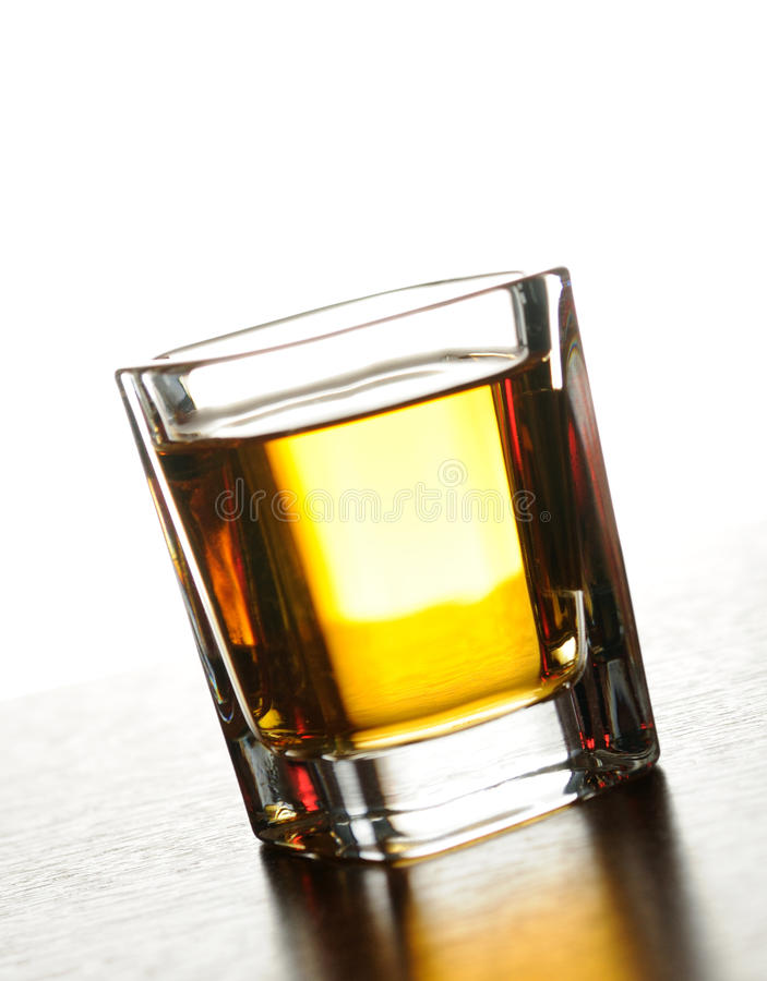 Free Shot Of Whiskey Royalty Free Stock Image - 13350566