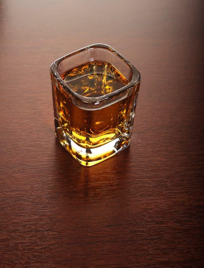 Free Shot Of Whiskey Stock Image - 13350601