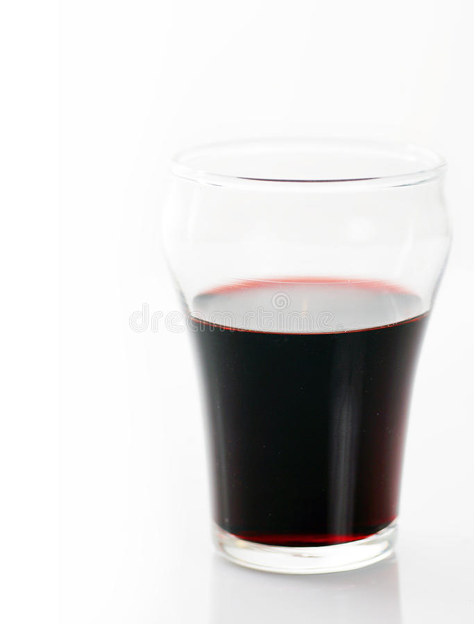 Shot Of Port Wine Royalty Free Stock Photography