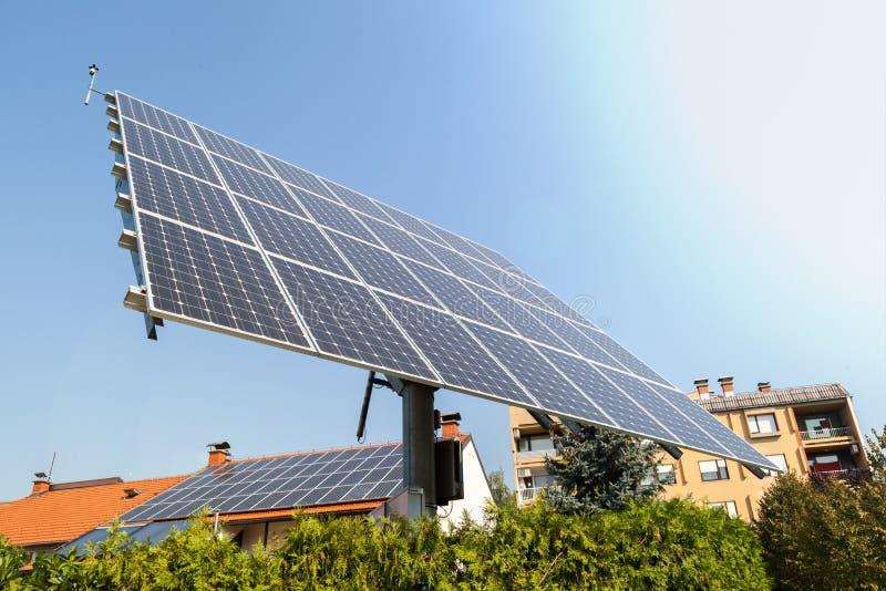 Solar panel. Shot of solar panel - close up stock photos