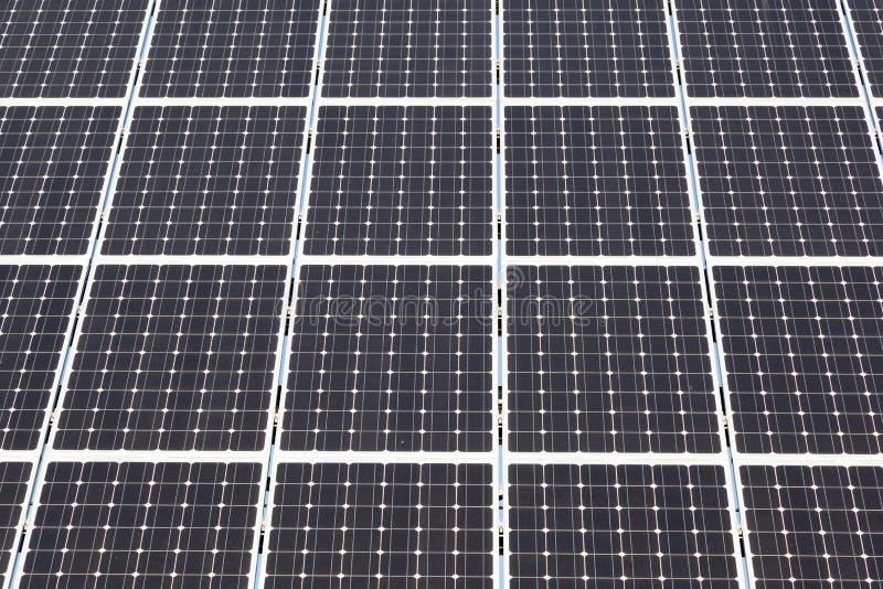 Solar panel. Shot of solar panel - close up stock image