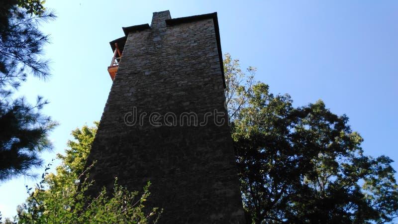 Shot tower va state park stock photos
