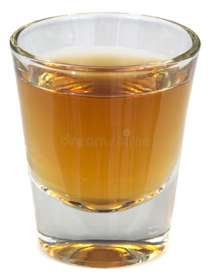 Shot Of Whiskey Stock Photos