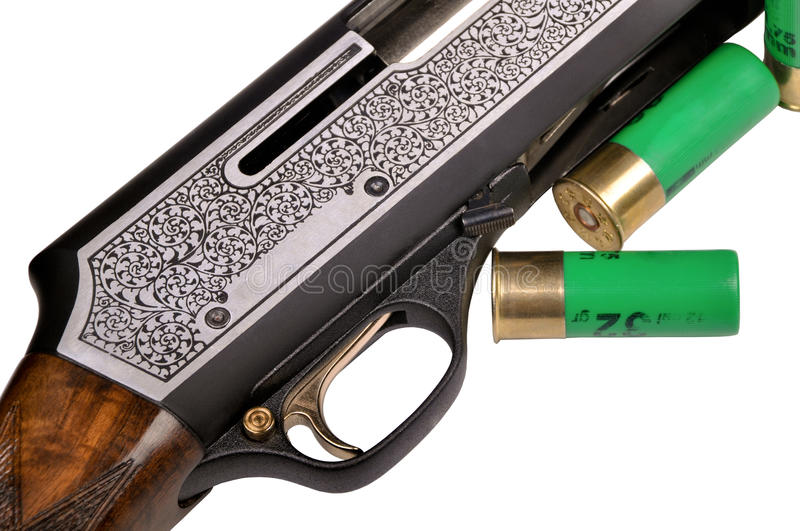 Download Shotgun Stock Photo - Image: 24186450