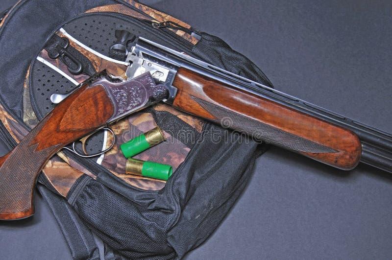 Download Shotgun stock photo. Image of tools, guns, shotguns, triggers - 27228262