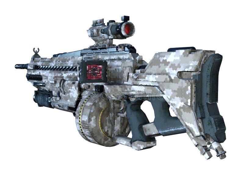 shotgun illustration libre de droits
